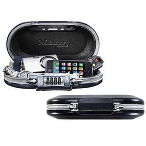 Master Lock SafeSpace Portable Personal Safe - Gunmetal Gray